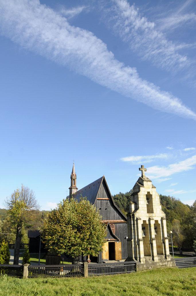 Teren kościoła