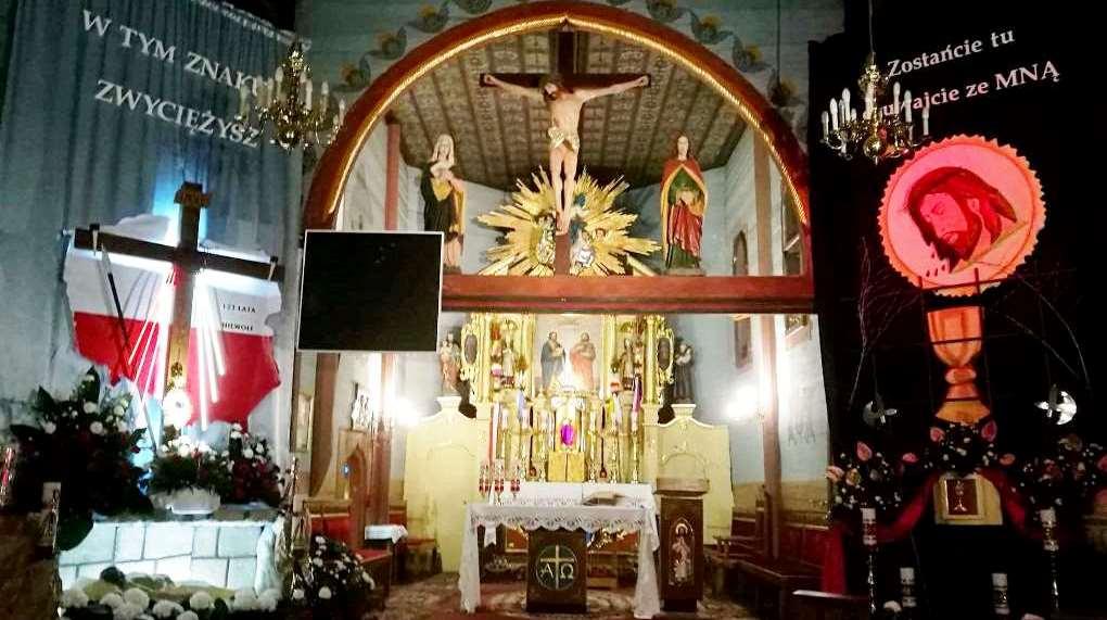 Parafia Pogwizdów